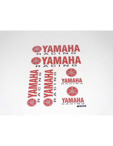 STICKERSET SPONSORKIT YAMAHA RACING